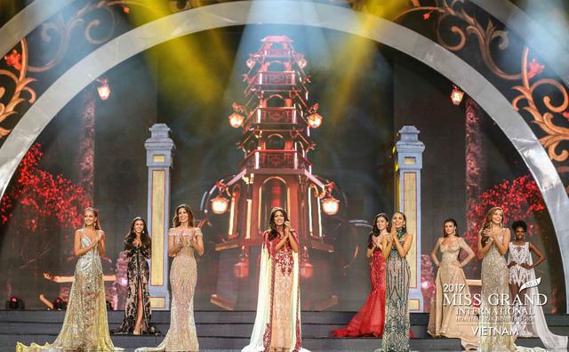 Hoa hậu Peru đoạt vương miện Hoa hậu Hoà bình thế giới 2017 - Ảnh 9.