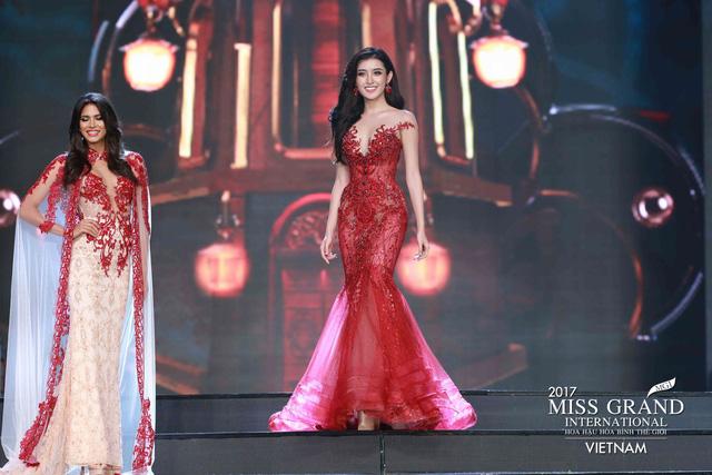 Hoa hậu Peru đoạt vương miện Hoa hậu Hoà bình thế giới 2017 - Ảnh 8.