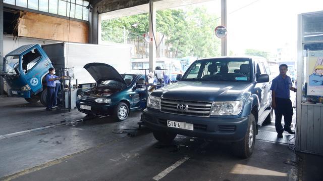 Chặn đăng kiểm do chưa nộp phạt nguội: chủ xe dễ bị oan - Ảnh 1.
