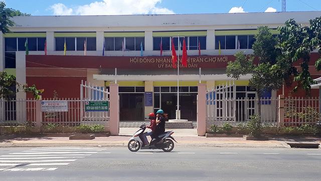 Rớt công chức vẫn vòng vèo lên phó phòng cấp huyện ở An Giang - Ảnh 1.