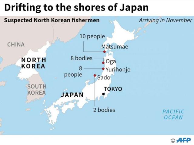 Tàu Triều Tiên dồn dập vào biển Nhật: tàu cá hay tàu gián điệp? - Ảnh 4.