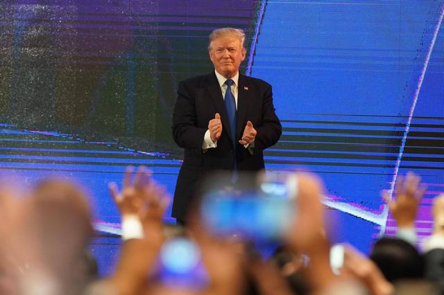 Tổng thống Trump: Việt Nam là một trong những nền kinh tế phát triển nhanh nhất - Ảnh 1.