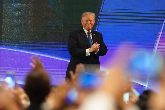 Tổng thống Trump: Hãy làm ăn theo cách công bằng - Ảnh 1.