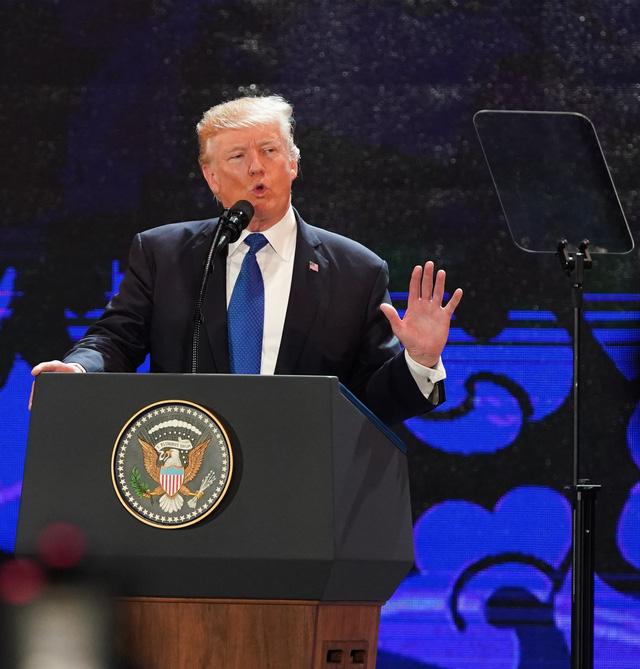 Những khoảnh khắc đáng nhớ của APEC 2017 - Ảnh 8.
