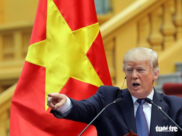 Việt Nam - Hoa Kỳ đạt được quan hệ song phương, có đi có lại - Ảnh 1.