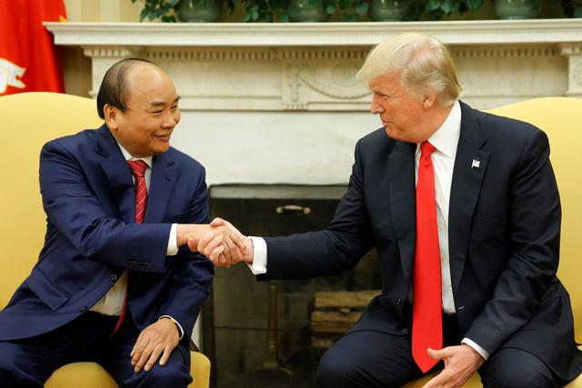 Nhà Trắng xác nhận tổng thống Trump sẽ đến Việt Nam vào tháng 11 - Ảnh 1.