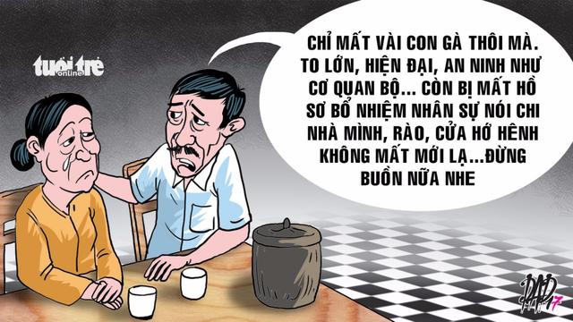 Mất hồ sơ Trịnh Xuân Thanh, chuyện thật như đùa - Ảnh 1.