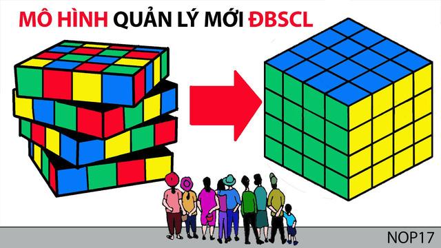 Cân nhắc mô hình quản lý mới cho ĐBSCL - Ảnh 1.