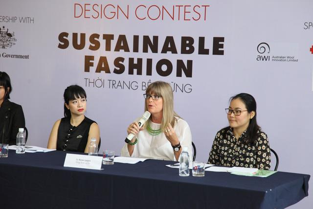 Elle Design Contest phát triển thời trang bền vững từ lớp trẻ - Ảnh 1.