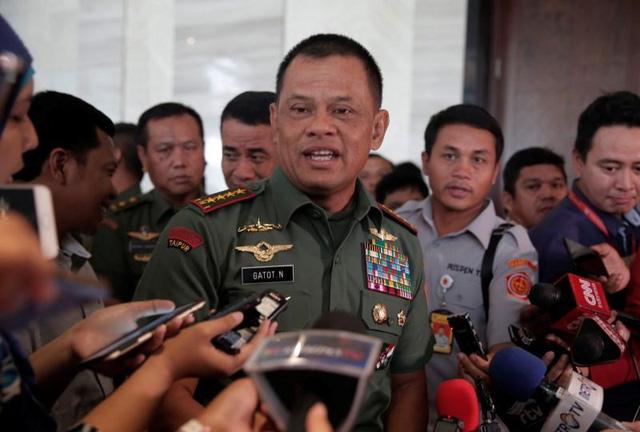 Tham mưu trưởng quân đội Indonesia bị từ chối nhập cảnh Mỹ - Ảnh 1.