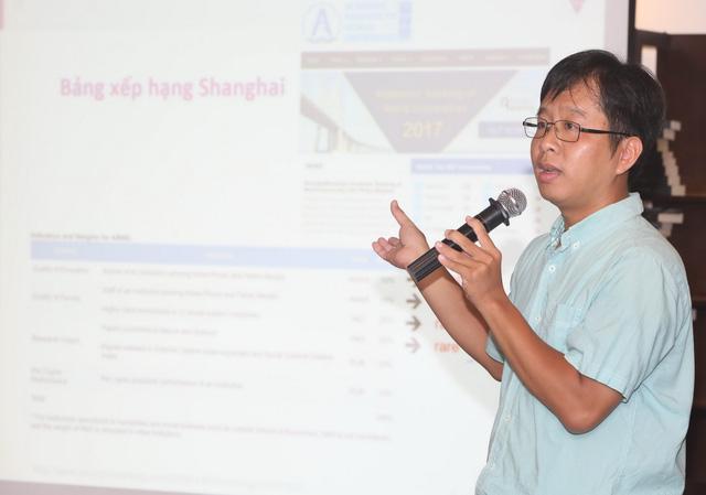 Công bố xếp hạng 49 trường đại học ở Việt Nam - Ảnh 2.