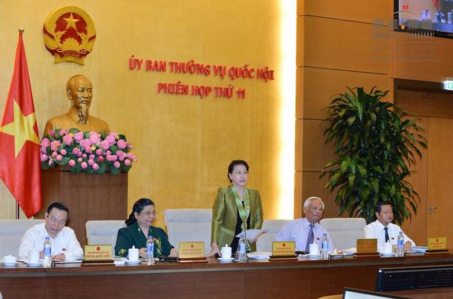 Ủy ban Thường vụ Quốc hội yêu cầu chấm dứt đầu tư BOT đối với các tuyến giao thông độc đạo - Ảnh: quochoi.vn