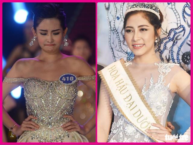 Bất bình, Hoa hậu Đại dương 2014 Đặng Thu Thảo trả danh hiệu - Ảnh 1.
