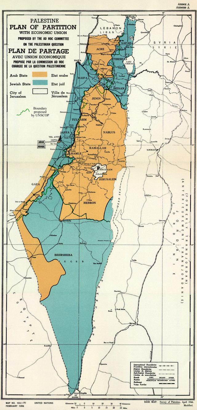 Palestine còn lại gì sau 70 năm? - Ảnh 2.