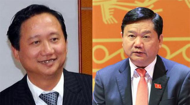 Ông Đinh La Thăng, Trịnh Xuân Thanh bị đề nghị truy tố trong đại án PVC - Ảnh 1.