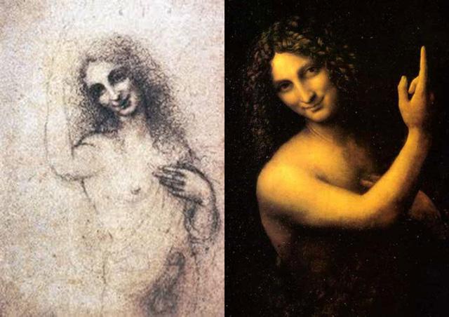 Thiên thần thể xác là tiền thân của Thánh John? - Ảnh 1.