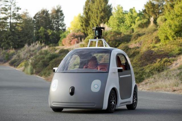Ủy ban thượng viện Mỹ bật đèn xanh cho xe tự lái - Ảnh 1.