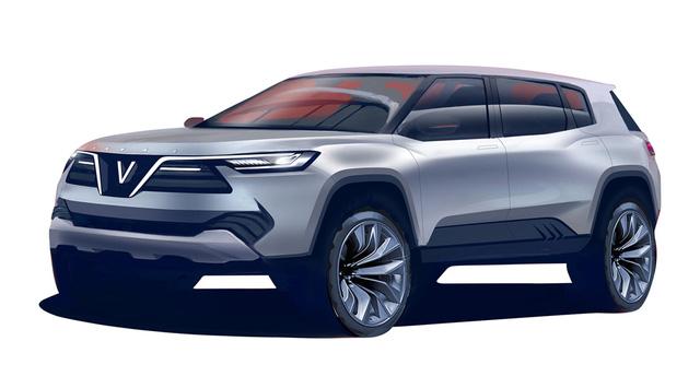 Ai thiết kế mẫu xe hơi cho Vinfast? - Ảnh 4.