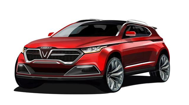 Ai thiết kế mẫu xe hơi cho Vinfast? - Ảnh 3.