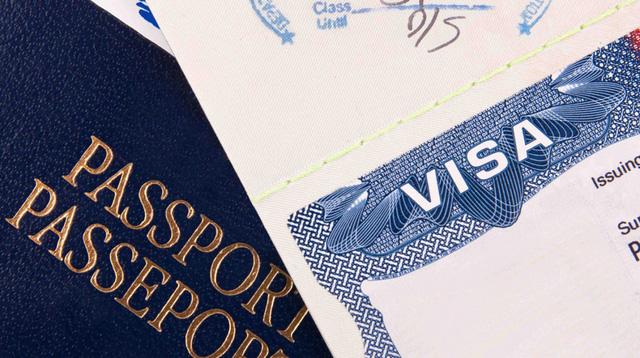 Xin visa sang Mỹ thăm chồng, cần giấy tờ gì? - Ảnh 1.