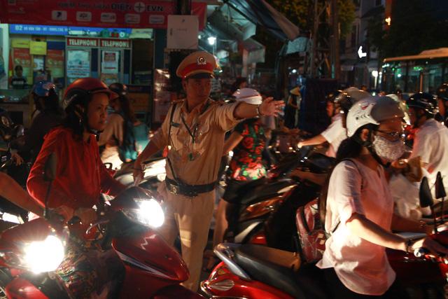 Đà Nẵng cấm đường trong Tuần lễ cấp cao APEC - Ảnh 1.