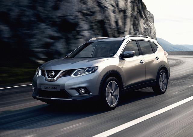 Mua xe Nissan X-Trail được giảm 127 triệu đồng - Ảnh 1.
