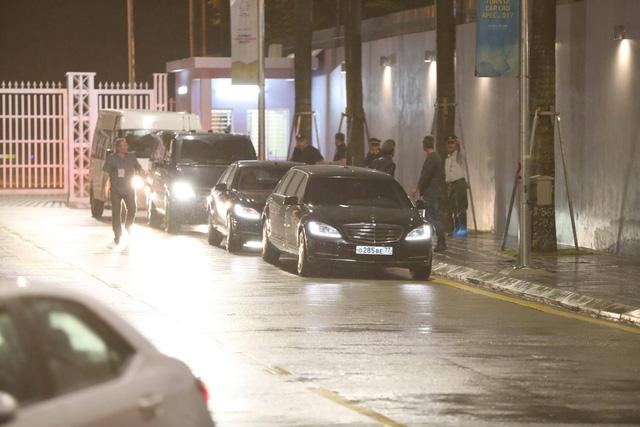 Ngắm đoàn siêu xe Tổng thống Putin trên đường phố Đà Nẵng - Ảnh 5.