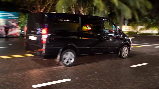 Ngắm đoàn siêu xe Tổng thống Putin trên đường phố Đà Nẵng - Ảnh 6.