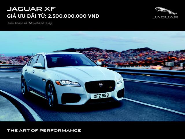 Ưu đãi hấp dẫn khi mua Jaguar trong tháng 10 - Ảnh 2.