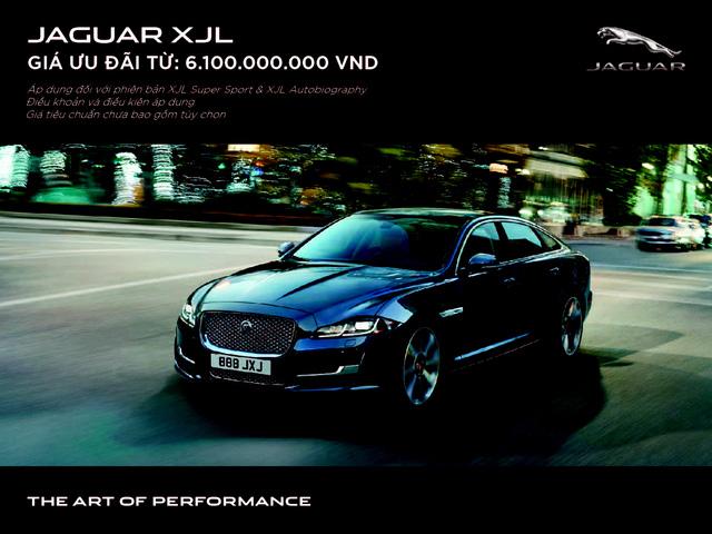 Ưu đãi hấp dẫn khi mua Jaguar trong tháng 10 - Ảnh 3.