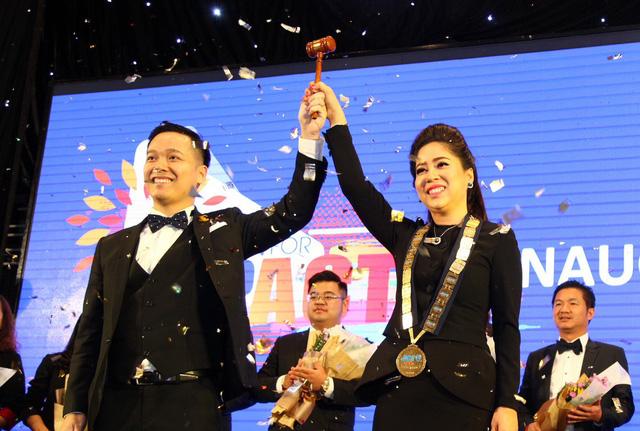 10 năm, JCI Việt Nam hướng nghiệp hơn 15.000 học sinh - ảnh 1