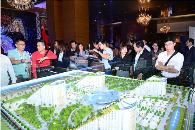 Gần 500 khách hàng TP.HCM tham dự lễ ra mắt The Arena - Ảnh 4.