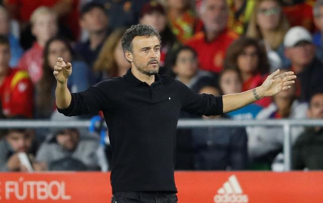 Luis Enrique: 'Tây Ban Nha đã có màn trình diễn khủng khiếp' - Ảnh 1.