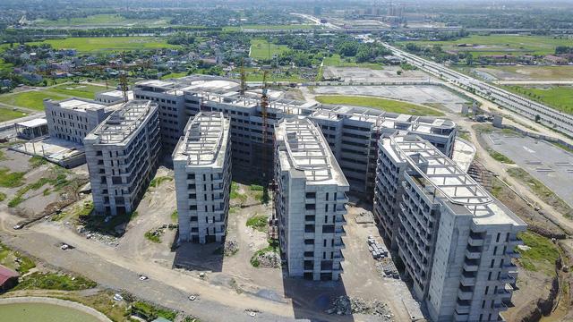 Cơ sở 2 bệnh viện Bạch Mai và Việt Đức hoạt động từ 21-10 - Ảnh 1.