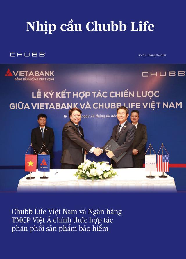 Chubb Life Việt Nam nhận hai giải thưởng quốc tế - Ảnh 2.
