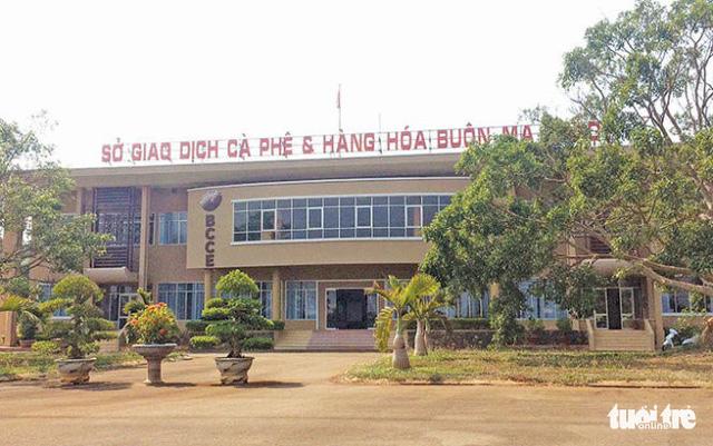 Đắk Lắk khai tử sàn giao dịch cà phê Buôn Ma Thuột - Ảnh 3.