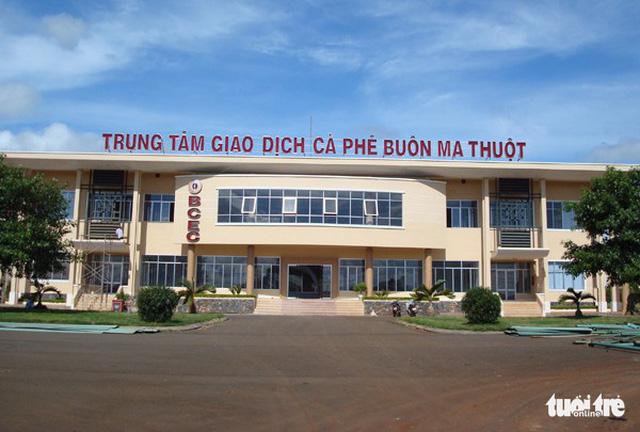 Đắk Lắk khai tử sàn giao dịch cà phê Buôn Ma Thuột - Ảnh 1.