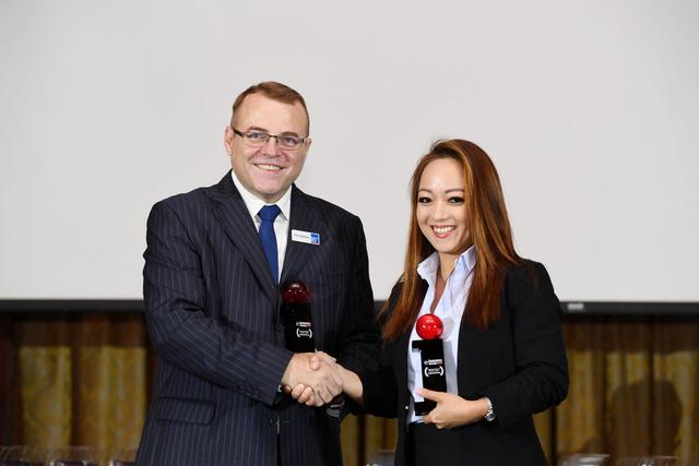 Chubb Life Việt Nam nhận hai giải thưởng quốc tế - Ảnh 1.