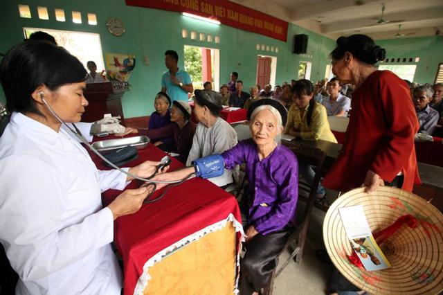 Cùng Sống Khỏe - nâng cao chất lượng sức khỏe người Việt - Ảnh 2.