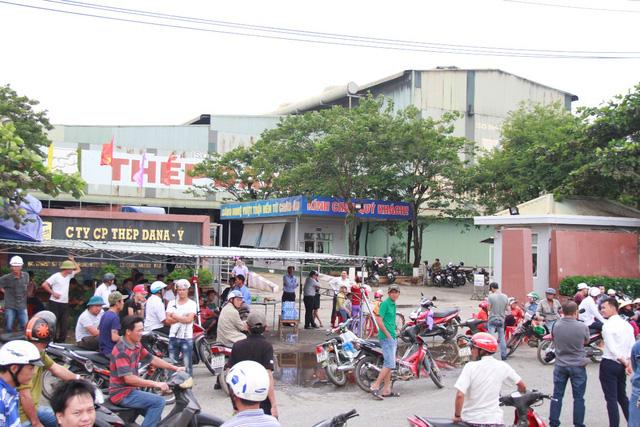 Đà Nẵng: Đau đầu với hai nhà máy thép - Ảnh 1.