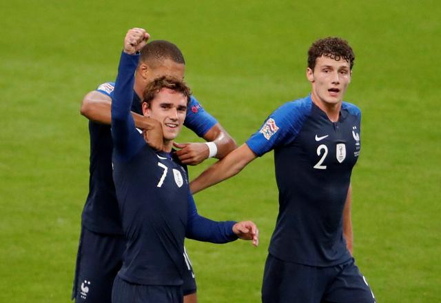 Griezmann lập cú đúp, Pháp thắng ngược Đức tại Stade de France - Ảnh 3.
