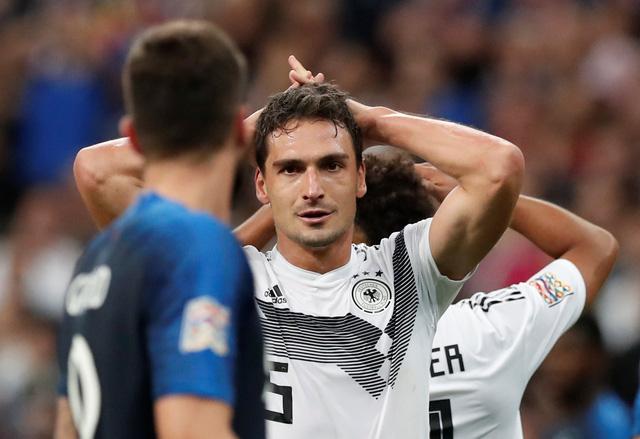 Năm tệ hại nhất của bóng đá Đức - Ảnh 1.