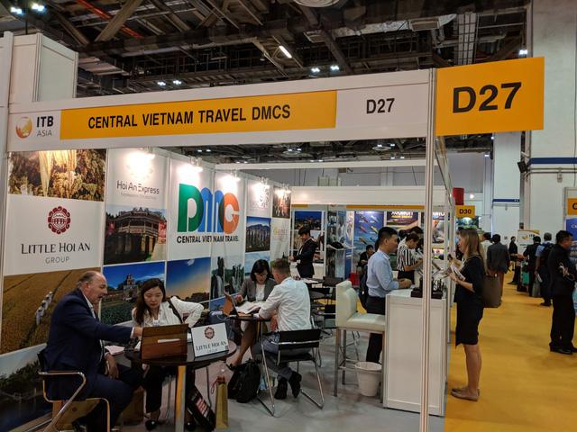 Du lịch Việt Nam kéo khách quốc tế từ Hội chợ ITB châu Á Singapore 2018 - Ảnh 2.