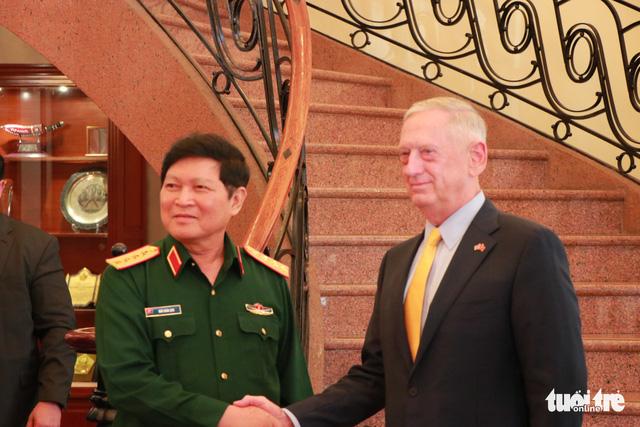 Việt Nam đề nghị Mỹ sớm tẩy độc dioxin sân bay Biên Hòa - Ảnh 1.