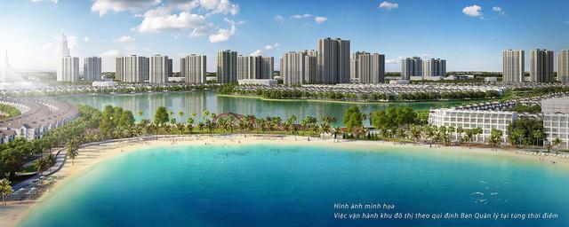Ra mắt Thành phố đại dương VinCity Ocean Park - Ảnh 1.