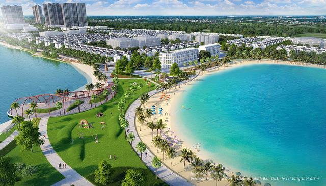 Ra mắt Thành phố đại dương VinCity Ocean Park - Ảnh 2.