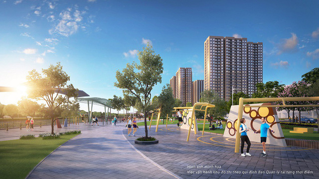 Ra mắt Thành phố đại dương VinCity Ocean Park - Ảnh 3.