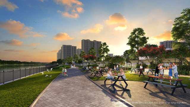 Ra mắt Thành phố đại dương VinCity Ocean Park - Ảnh 5.
