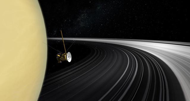 Sắp giải được câu hỏi thế kỷ về thời gian 1 ngày trên Sao Thổ? - Ảnh 1.