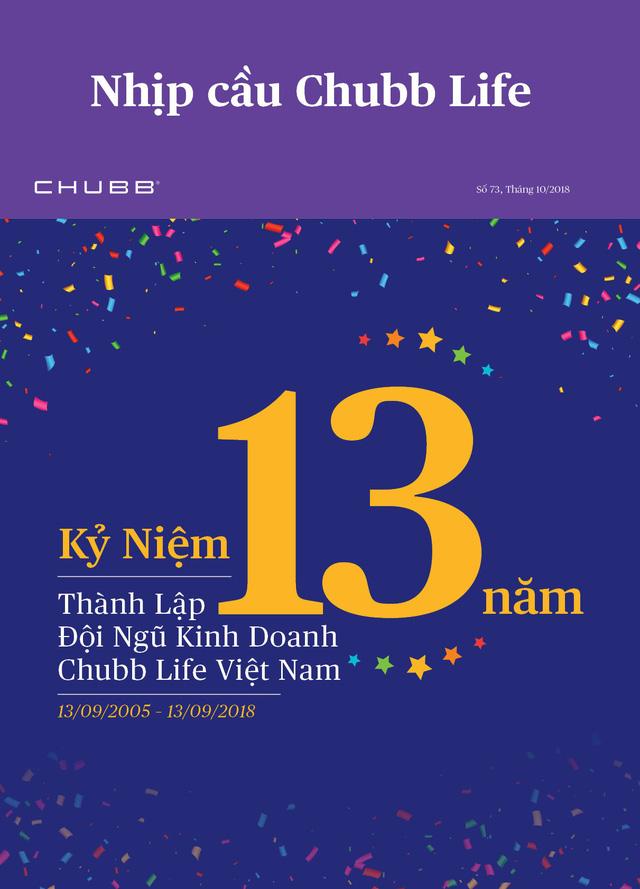 """""""Ngày đặc biệt"""" của đội ngũ kinh doanh Chubb Life Việt Nam - Ảnh 8."""